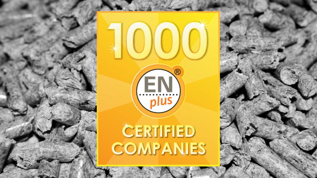 image: ENplus® celebra le 1000 aziende certificate