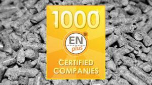 Mille aziende fra produttori e trader certificati ENplus