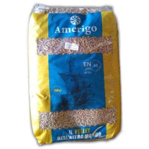 image: Amerigo: pellet certificato ENplusA1 in Brasile