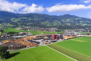 Binderholz, produttore di pellet AT001-1 in Austria