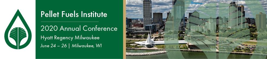 Conferenza Annuale 2020 Pellet Puel Institute, Milwaukee - Wisconsin