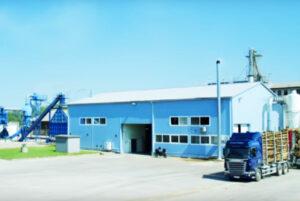 Graanul Invest, produttore di pellet certificato ENplus A1 in Lituania id LT006