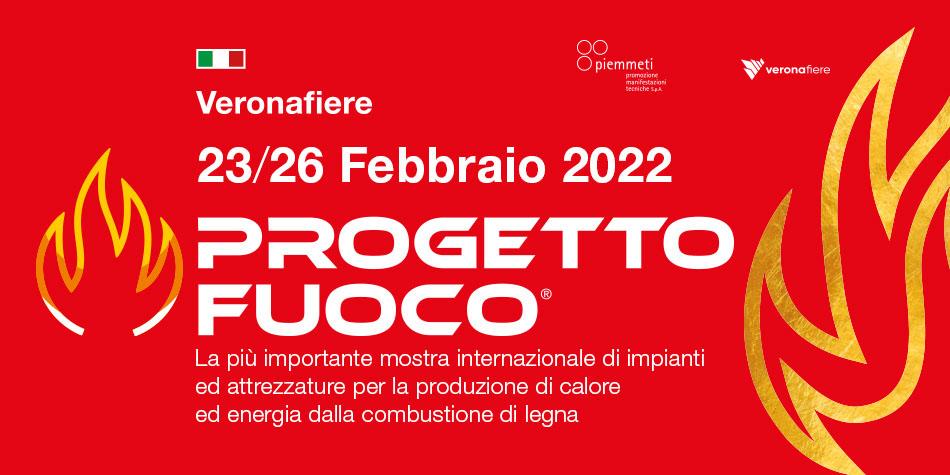 image: Progetto Fuoco 2022 | Verona 23-26 febbraio