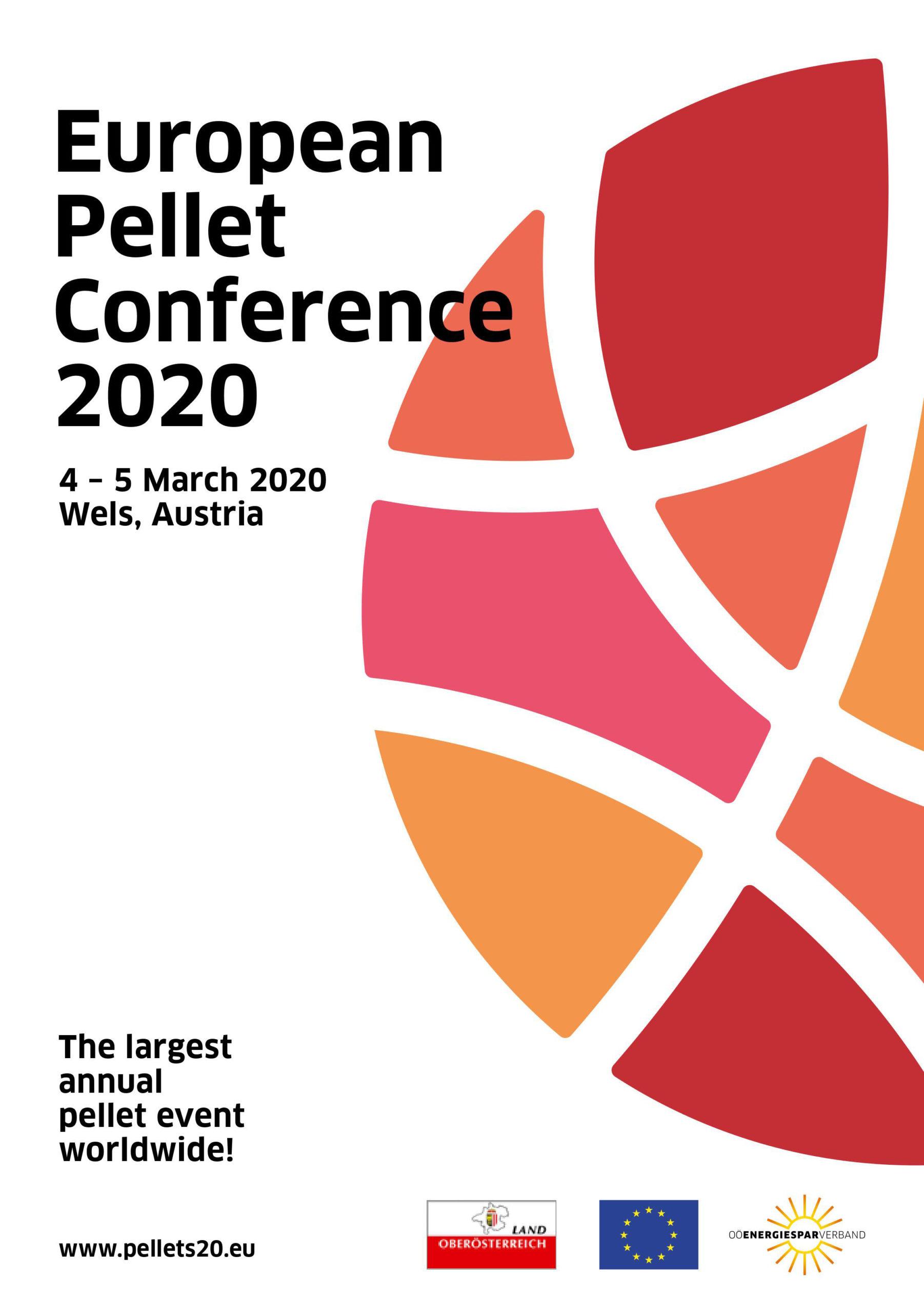 Programma European Pellet Conference 2020