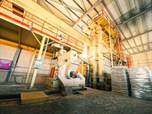 United Company, produttore di pellet EG001 in Egitto
