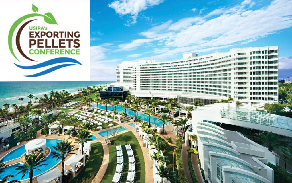 image: 2020 USIPA Conferenza sull'Esportazione di pellet a Miami, USA