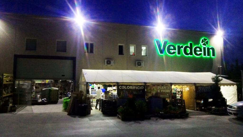 Verde In, rivenditore di pellet a San Cipirello