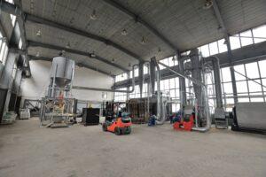 Visor, produttore di pellet BG008 in Bulgaria