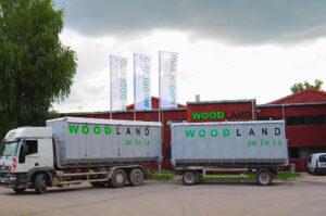 Woodland, il produttore di pellet BH011 in Bosnia